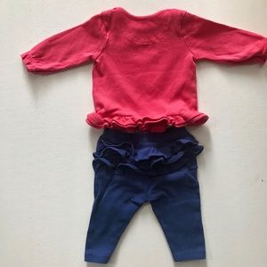 0-3m a little cup of joy outfit